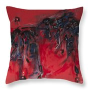 El Toro Throw Pillow