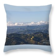 El Yunque Way Throw Pillow