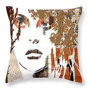 Elaine Throw Pillow