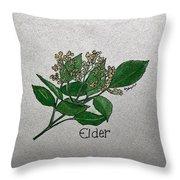 Elder Throw Pillow