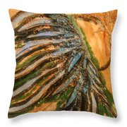 Eleanora - Tile Throw Pillow