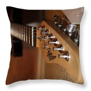 Electric2 Throw Pillow