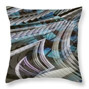 Electroshock Throw Pillow