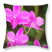 Elegance In Nature Throw Pillow