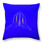 Elegant Jellies Throw Pillow