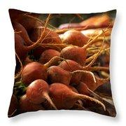 Elegant Market #2 Throw Pillow