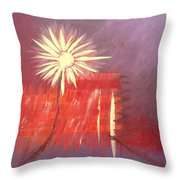 Element Earth Throw Pillow