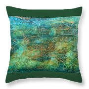 Elementi I Throw Pillow