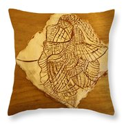 Elements - Tile Throw Pillow