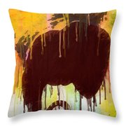 Elephant  Throw Pillow
