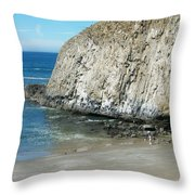 Elephant Rock Throw Pillow