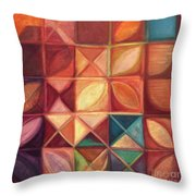 Elevating The Spirit - Finding Heart Throw Pillow