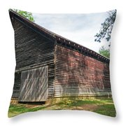 Elijah Oliver Place Throw Pillow