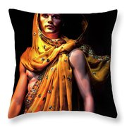 Eliodoro Throw Pillow