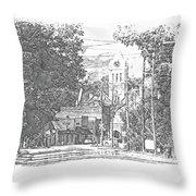 Ellaville, Ga - 1 Throw Pillow