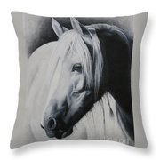 Elsa-free Spirit Throw Pillow