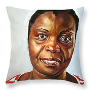 Elsie Throw Pillow
