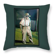 Elwood - 2d-3d Anaglyph Conversion Throw Pillow