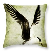Emancipate Throw Pillow