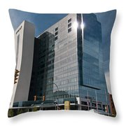 Embassy Suites 2916 Throw Pillow