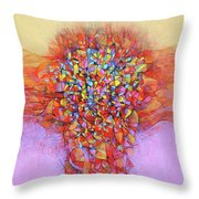 Embodiment Throw Pillow