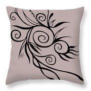 Embrace Flight Invert Throw Pillow