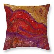 Embrace Divine Love Series No. 1230 Throw Pillow