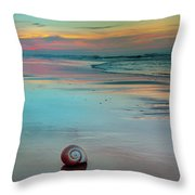 Embrace Of Watercolor Throw Pillow