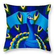 Embrace Royalty Throw Pillow