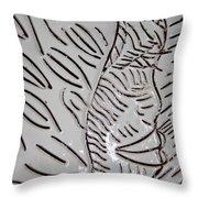 Emergence - Tile Throw Pillow