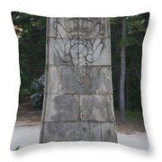 Emilio Carranza Memorial 1 Throw Pillow