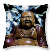 Emit Throw Pillow