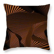 Emitgnimaerd Throw Pillow