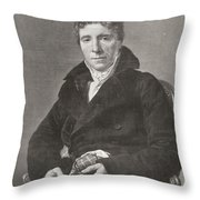 Emmanuel Joseph Siey Throw Pillow
