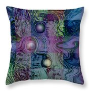 Emotions Block Throw Pillow