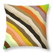 Emotive Pattern Throw Pillow