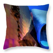 EMP Throw Pillow