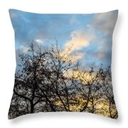Empire Of Angels Throw Pillow