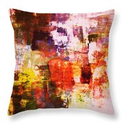 Empiricus Throw Pillow