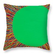 Empty Cup 1 Throw Pillow