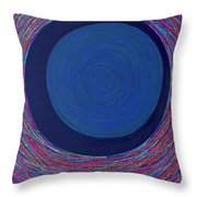 Empty Cup 2 Throw Pillow