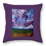 Nature's Beauty Throw Pillow