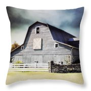 Empyrean Estate Throw Pillow