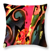 En Joy Throw Pillow