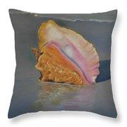 en memoria de Alfonsina Storni Throw Pillow