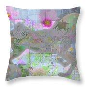 Enchanted 2015 Throw Pillow
