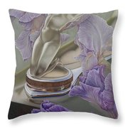Enchanted Afternoon Throw Pillow