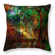Enchanted Evening Throw Pillow