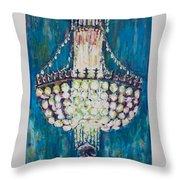 Enchanted Evening Throw Pillow