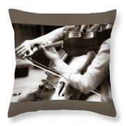 Enchanted - Throw Pillow